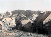 Glanton from the Hill (c1910)