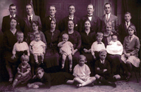 Johnston family in Australia 1927